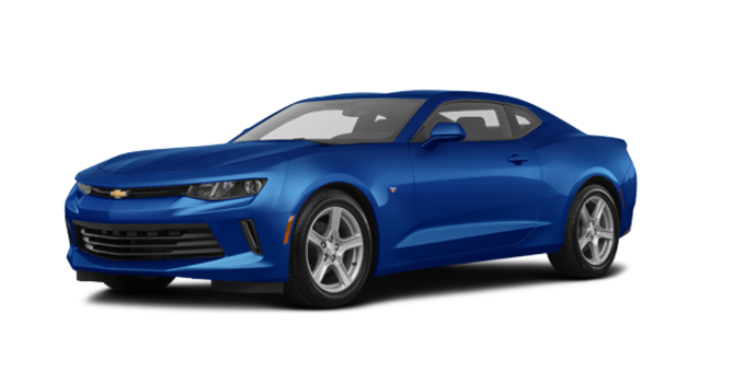 2018 Chevrolet Camaro coupe 1LT | Photo 6 | Hyper Blue Metallic