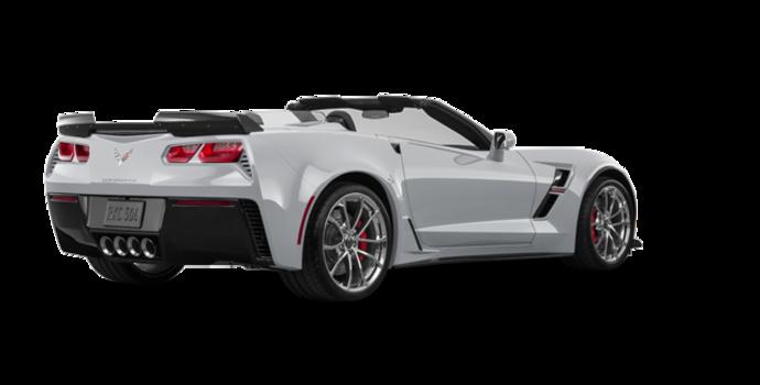2018 Chevrolet Corvette Convertible Grand Sport 1LT | Photo 5 | Blade Silver Metallic