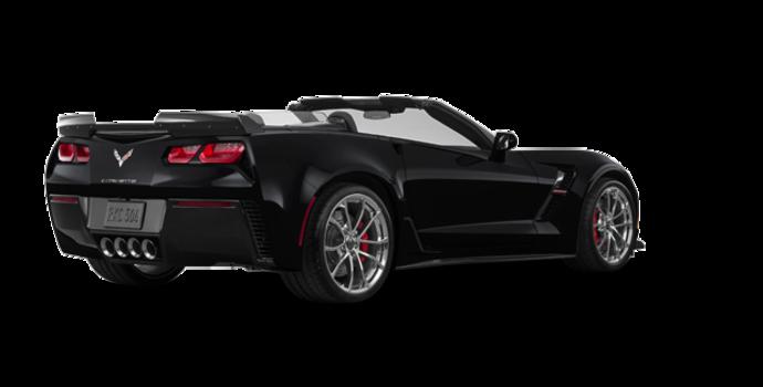 2018 Chevrolet Corvette Convertible Grand Sport 1LT | Photo 5 | Black
