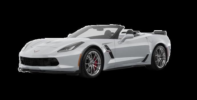 2018 Chevrolet Corvette Convertible Grand Sport 1LT | Photo 6 | Blade Silver Metallic