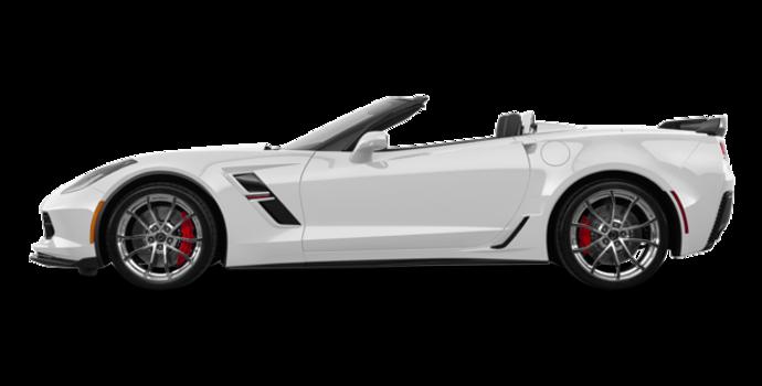 2018 Chevrolet Corvette Convertible Grand Sport 2LT | Photo 4 | Arctic White