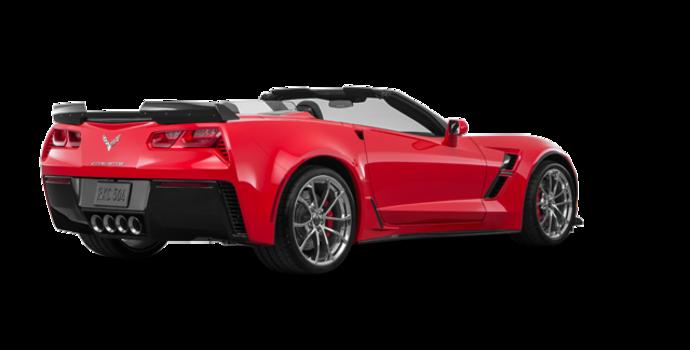 2018 Chevrolet Corvette Convertible Grand Sport 2LT | Photo 5 | Torch Red