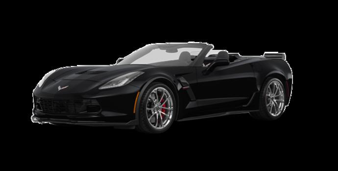 2018 Chevrolet Corvette Convertible Grand Sport 2LT | Photo 6 | Black