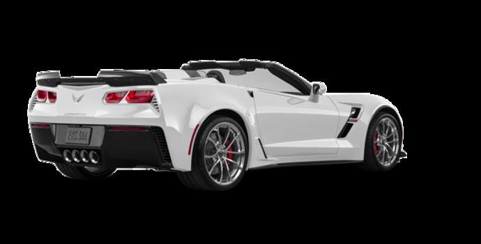 2018 Chevrolet Corvette Convertible Grand Sport 3LT   Photo 5   Arctic White