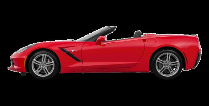 2018 Chevrolet Corvette Convertible Stingray 1LT | Photo 4 | Torch Red