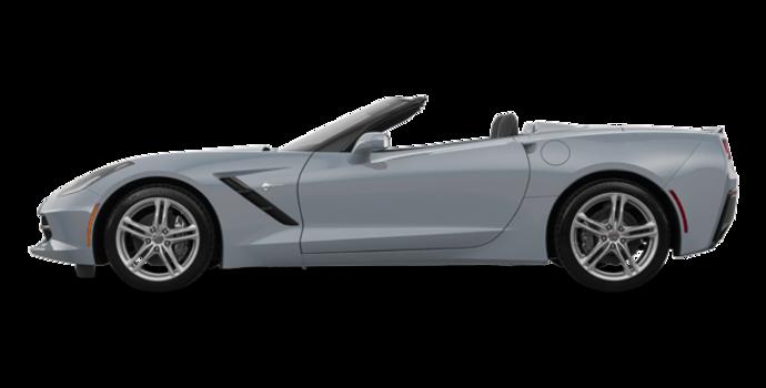 2018 Chevrolet Corvette Convertible Stingray 1LT | Photo 4 | Ceramic Matrix Grey Metallic