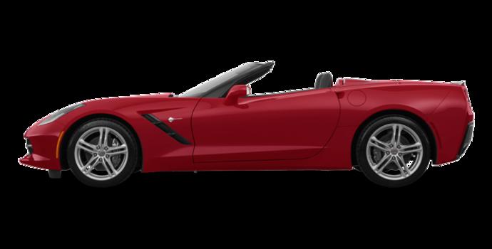 2018 Chevrolet Corvette Convertible Stingray 1LT | Photo 4 | Long Beach Red Metallic Tintcoat