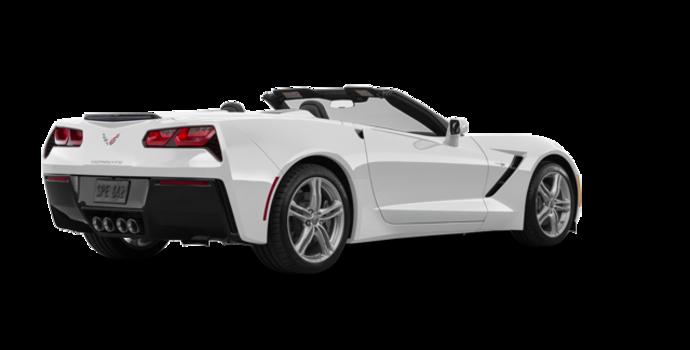 2018 Chevrolet Corvette Convertible Stingray 1LT | Photo 5 | Arctic White