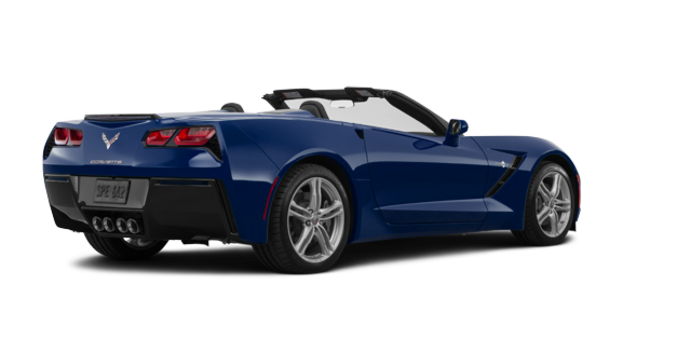 2018 Chevrolet Corvette Convertible Stingray 1LT | Photo 5 | Admiral Blue Metallic