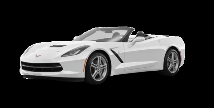 2018 Chevrolet Corvette Convertible Stingray 1LT | Photo 6 | Arctic White