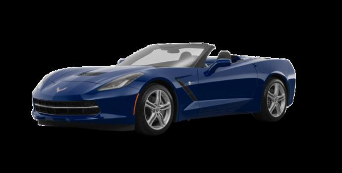 2018 Chevrolet Corvette Convertible Stingray 1LT | Photo 6 | Admiral Blue Metallic