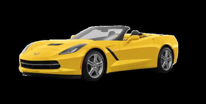 2018 Chevrolet Corvette Convertible Stingray 1LT | Photo 6 | Corvette Racing Yellow Tintcoat