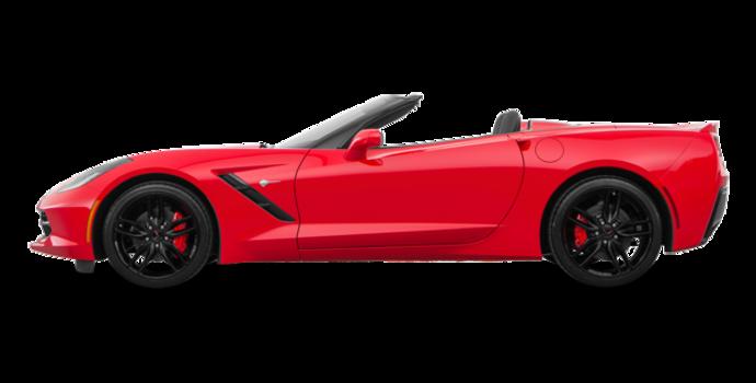 2018 Chevrolet Corvette Convertible Stingray 2LT | Photo 4 | Torch Red
