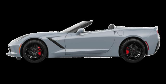 2018 Chevrolet Corvette Convertible Stingray 2LT | Photo 4 | Ceramic Matrix Grey Metallic