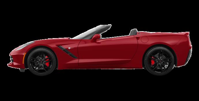 2018 Chevrolet Corvette Convertible Stingray 2LT | Photo 4 | Long Beach Red Metallic Tintcoat