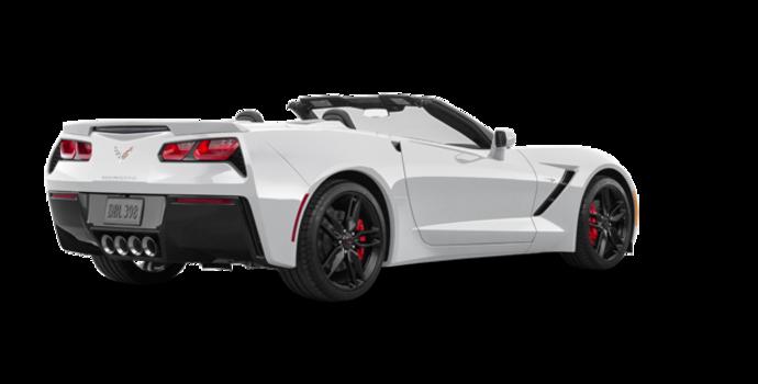2018 Chevrolet Corvette Convertible Stingray 2LT | Photo 5 | Arctic White