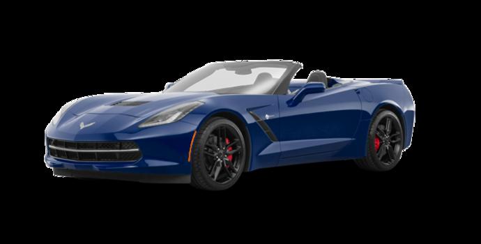 2018 Chevrolet Corvette Convertible Stingray 2LT | Photo 6 | Admiral Blue Metallic