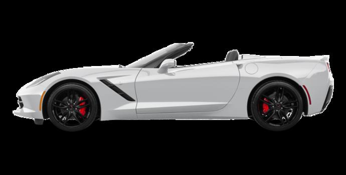 2018 Chevrolet Corvette Convertible Stingray Z51 1LT | Photo 4 | Arctic White