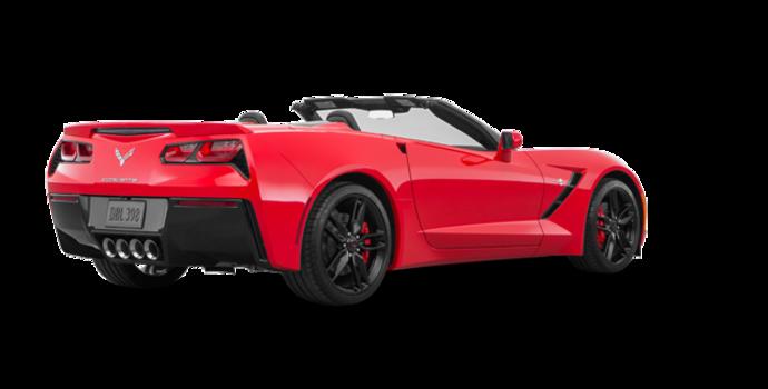2018 Chevrolet Corvette Convertible Stingray Z51 1LT | Photo 5 | Torch Red