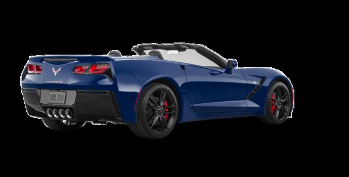 2018 Chevrolet Corvette Convertible Stingray Z51 1LT | Photo 5 | Admiral Blue Metallic