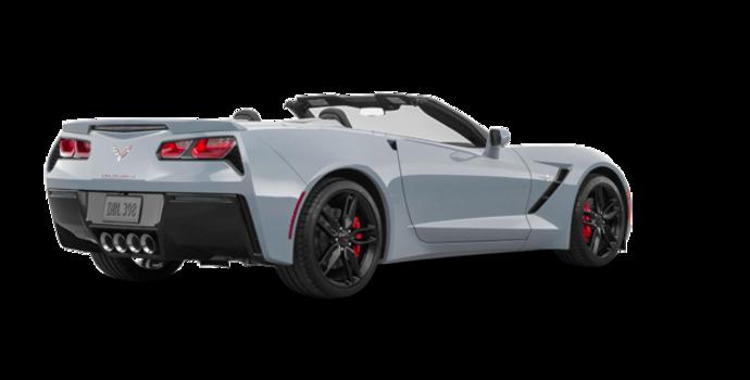 2018 Chevrolet Corvette Convertible Stingray Z51 1LT | Photo 5 | Ceramic Matrix Grey Metallic
