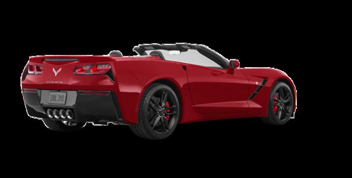 2018 Chevrolet Corvette Convertible Stingray Z51 1LT | Photo 5 | Long Beach Red Metallic Tintcoat