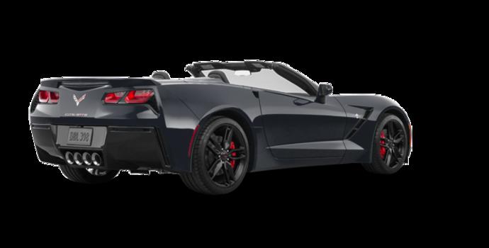 2018 Chevrolet Corvette Convertible Stingray Z51 1LT | Photo 5 | Watkins Glen Grey Metallic