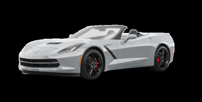 2018 Chevrolet Corvette Convertible Stingray Z51 1LT | Photo 6 | Blade Silver Metallic
