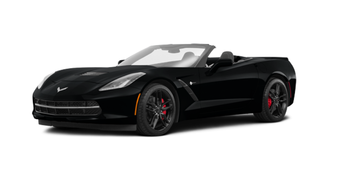 2018 Chevrolet Corvette Convertible Stingray Z51 1LT | Photo 6 | Black