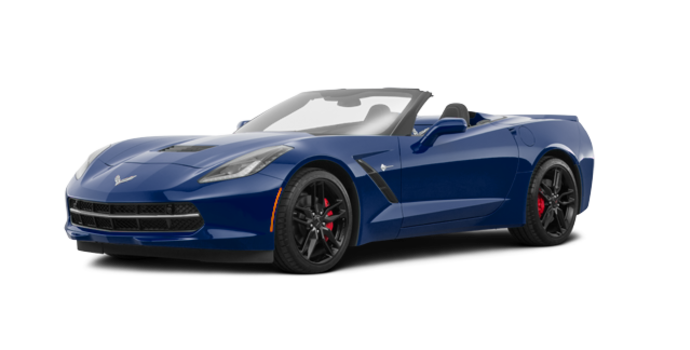 2018 Chevrolet Corvette Convertible Stingray Z51 1LT | Photo 6 | Admiral Blue Metallic