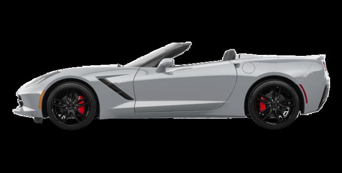 2018 Chevrolet Corvette Convertible Stingray Z51 3LT | Photo 4 | Blade Silver Metallic