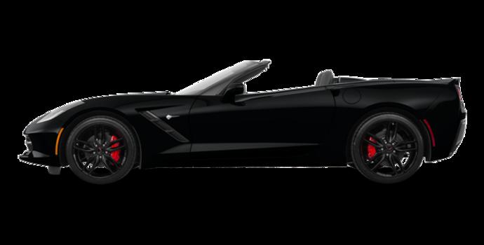 2018 Chevrolet Corvette Convertible Stingray Z51 3LT | Photo 4 | Black