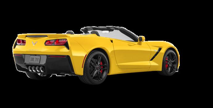 2018 Chevrolet Corvette Convertible Stingray Z51 3LT | Photo 5 | Corvette Racing Yellow Tintcoat