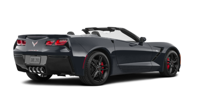 2018 Chevrolet Corvette Convertible Stingray Z51 3LT | Photo 5 | Watkins Glen Grey Metallic