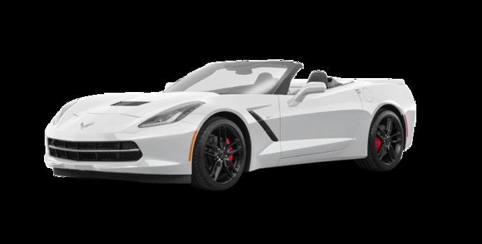 2018 Chevrolet Corvette Convertible Stingray Z51 3LT | Photo 6 | Arctic White