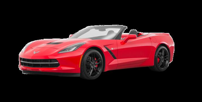 2018 Chevrolet Corvette Convertible Stingray Z51 3LT | Photo 6 | Torch Red