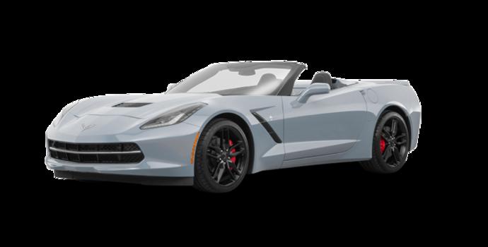 2018 Chevrolet Corvette Convertible Stingray Z51 3LT | Photo 6 | Ceramic Matrix Grey Metallic