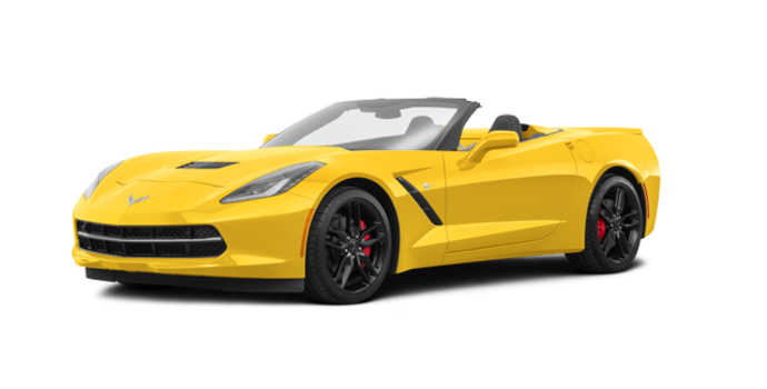 2018 Chevrolet Corvette Convertible Stingray Z51 3LT | Photo 6 | Corvette Racing Yellow Tintcoat