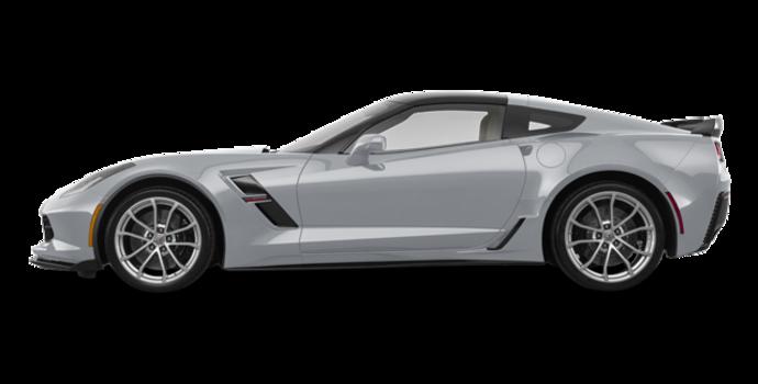 2018 Chevrolet Corvette Coupe Grand Sport 3LT | Photo 4 | Blade Silver Metallic