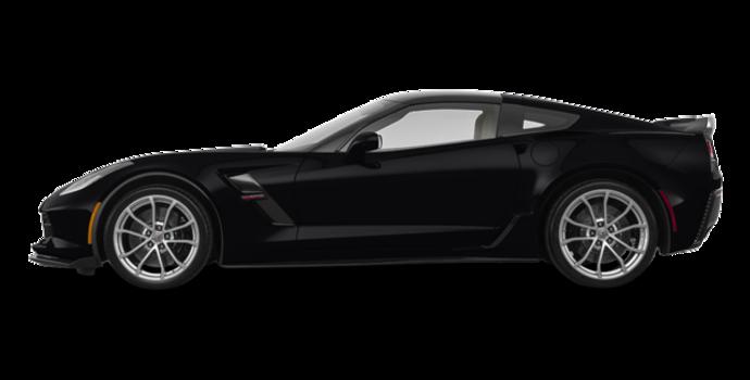 2018 Chevrolet Corvette Coupe Grand Sport 3LT | Photo 4 | Black