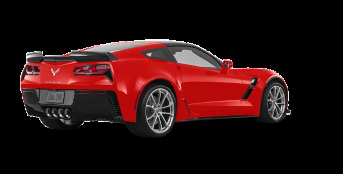 2018 Chevrolet Corvette Coupe Grand Sport 3LT | Photo 5 | Torch Red