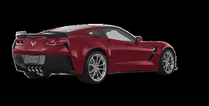 2018 Chevrolet Corvette Coupe Grand Sport 3LT | Photo 5 | Long Beach Red Metallic Tintcoat