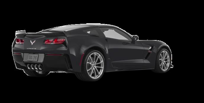 2018 Chevrolet Corvette Coupe Grand Sport 3LT | Photo 5 | Watkins Glen Grey Metallic