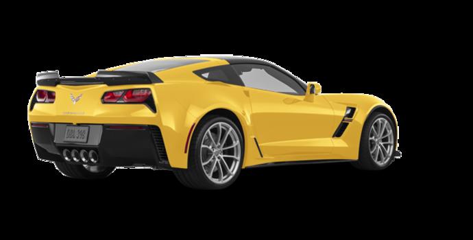 2018 Chevrolet Corvette Coupe Grand Sport 3LT | Photo 5 | Corvette Racing Yellow Tintcoat