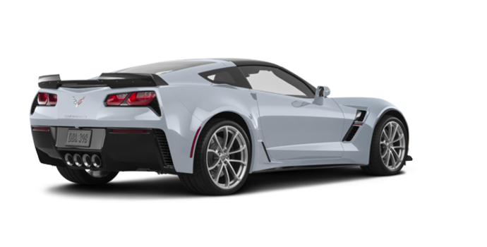 2018 Chevrolet Corvette Coupe Grand Sport 3LT | Photo 5 | Ceramic Matrix Grey Metallic