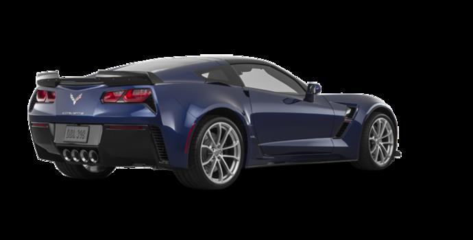 2018 Chevrolet Corvette Coupe Grand Sport 3LT | Photo 5 | Admiral Blue Metallic