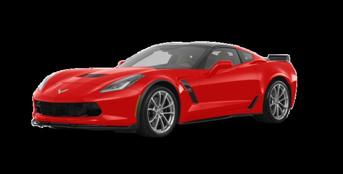2018 Chevrolet Corvette Coupe Grand Sport 3LT | Photo 6 | Torch Red