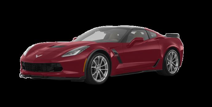 2018 Chevrolet Corvette Coupe Grand Sport 3LT | Photo 6 | Long Beach Red Metallic Tintcoat