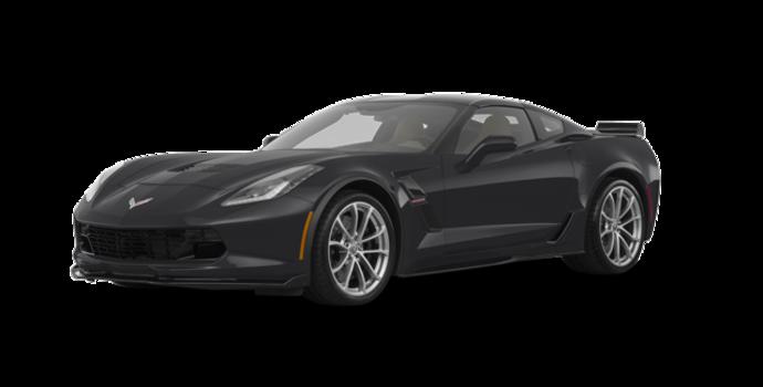 2018 Chevrolet Corvette Coupe Grand Sport 3LT | Photo 6 | Watkins Glen Grey Metallic