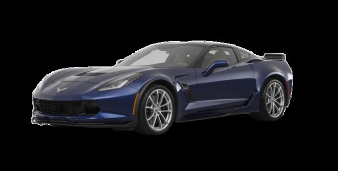 2018 Chevrolet Corvette Coupe Grand Sport 3LT | Photo 6 | Admiral Blue Metallic